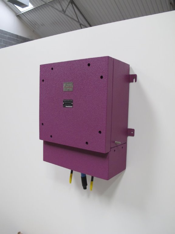 Cex Passive Fire Protection Stainless Steel Enclosures